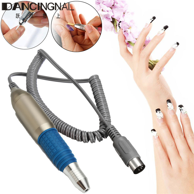Electric Nail Art Drill File Bit Replacement Handpiece Pen Manicure ...