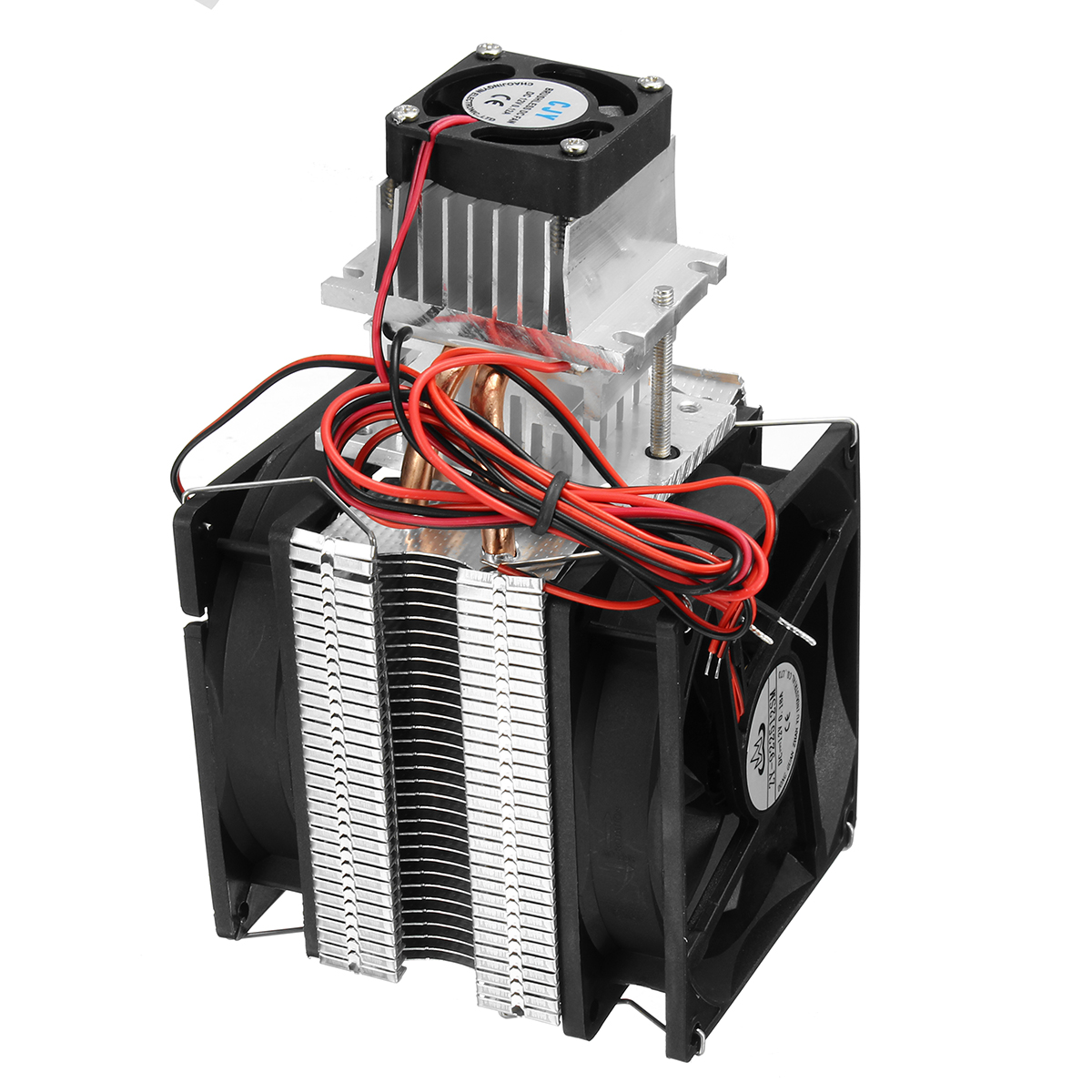 Details about 12V Thermoelectric Peltier Refrigeration DIY Water Cooling  System Cooler 80W