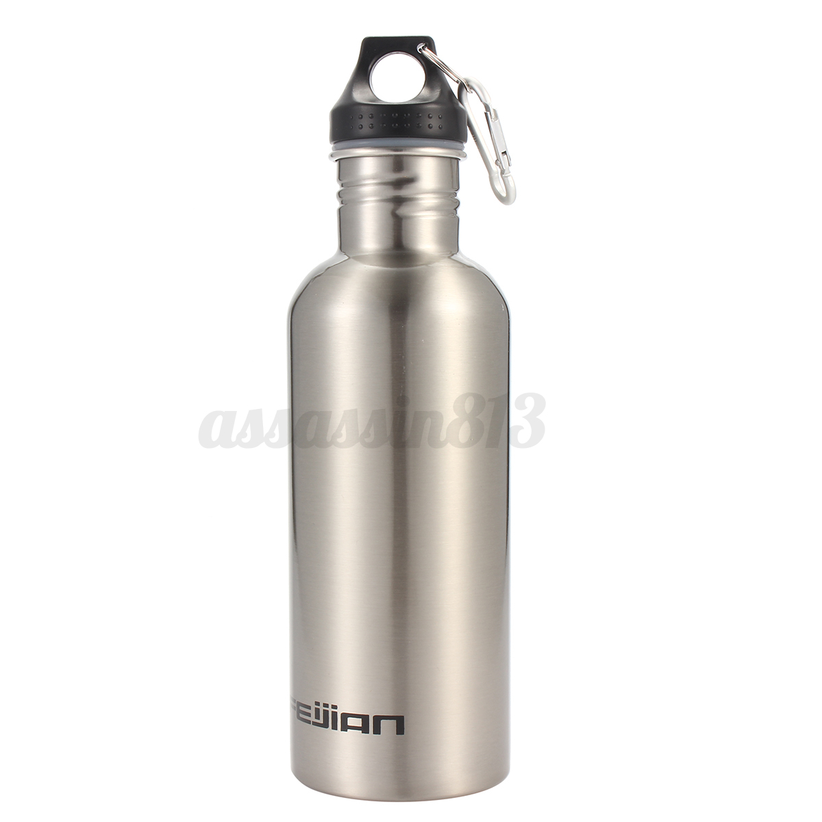 Stainless steel travel water bottle outdoor sports gym for Floor 9 water bottle