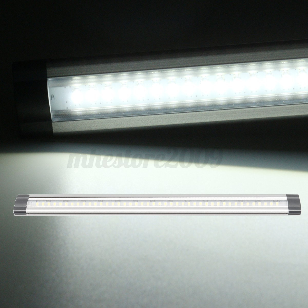 50cm home kitchen under cabinet shelf counter led strip light bar lighting lamp ebay for 50cm kitchen cabinets