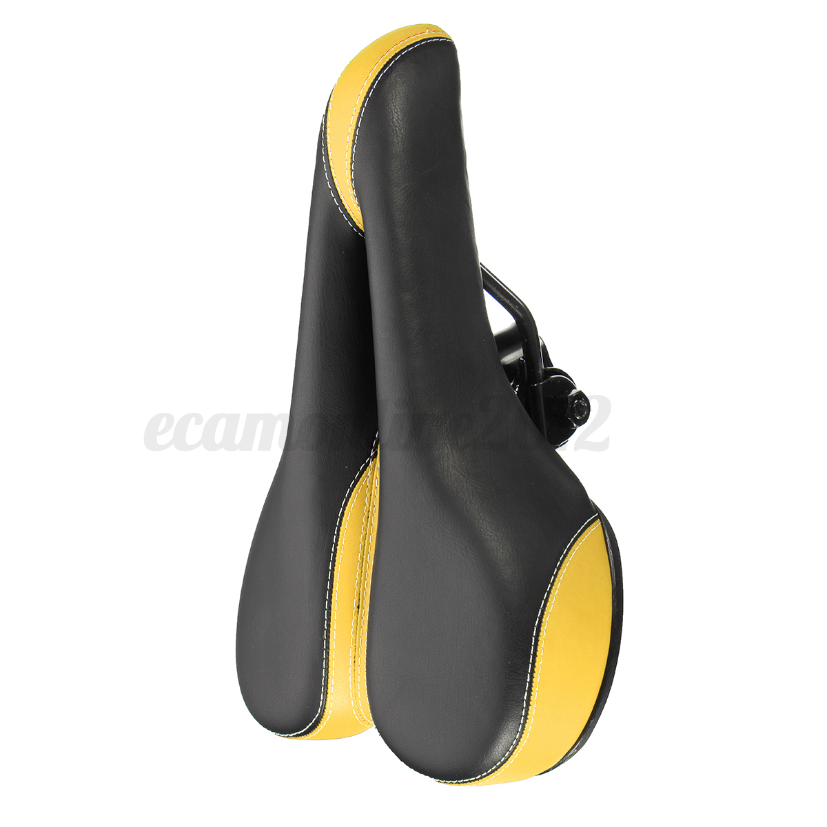 Mountain-Bike-Road-Bicycle-Racing-Hollow-Seat-Saddle-Cycling-Leather-Cushion-B