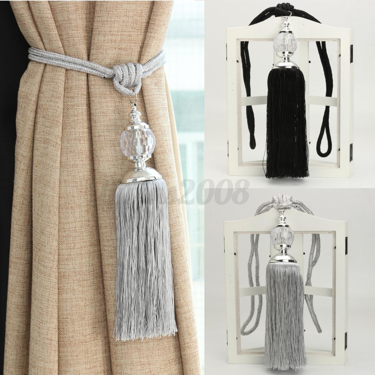 Curtain Tassels Spotlight
