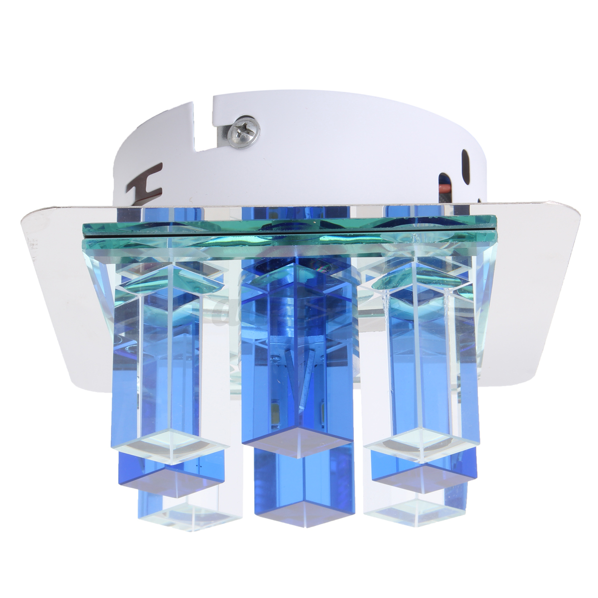 3W-Crystal-LED-Modern-Ceiling-Light-Fixture-Pendant-Lamp-Chandelier-Lighting