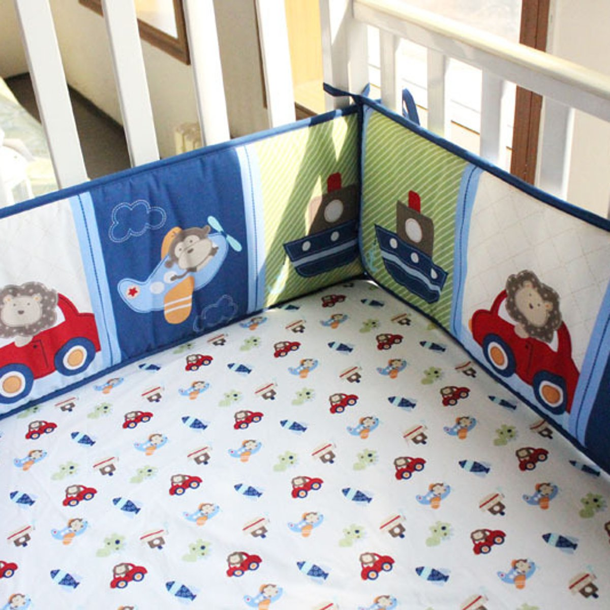 Back To Search Resultsmother & Kids Cute Cartoon Cotton Baby Bumper Bed Crib Bumper For Baby Crib Protector Of Baby Cribs For Newborns Bedding Bumpers 4 Pcs /set High Quality Goods Baby Bedding