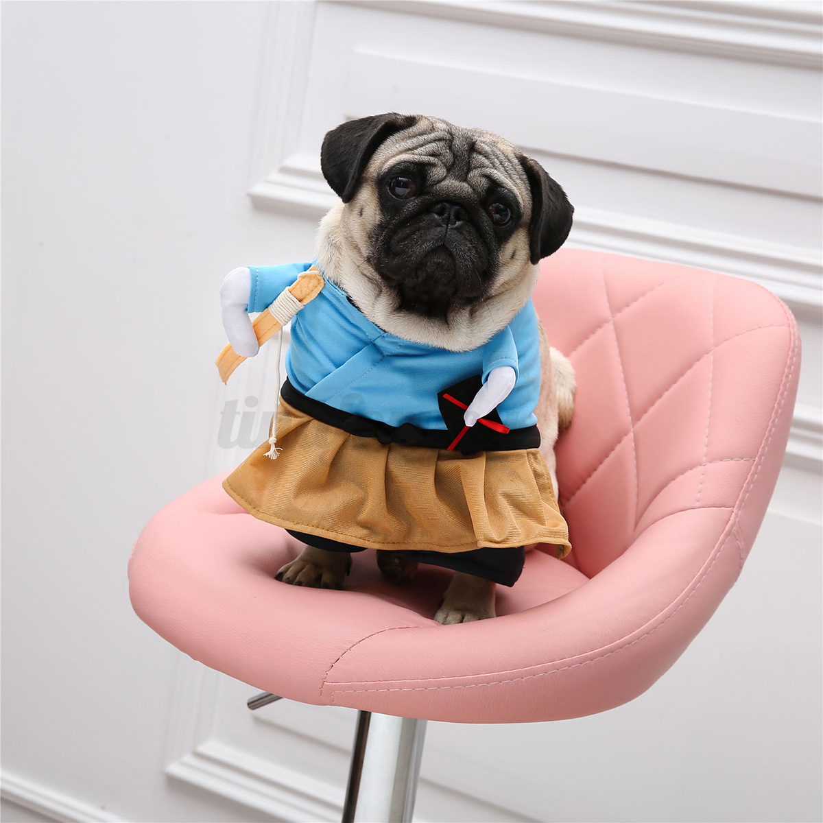 Cat-Dog-Tops-Clothes-Costume-Cool-Christmas-Halloween-Costume-Pet-Clothes thumbnail 10