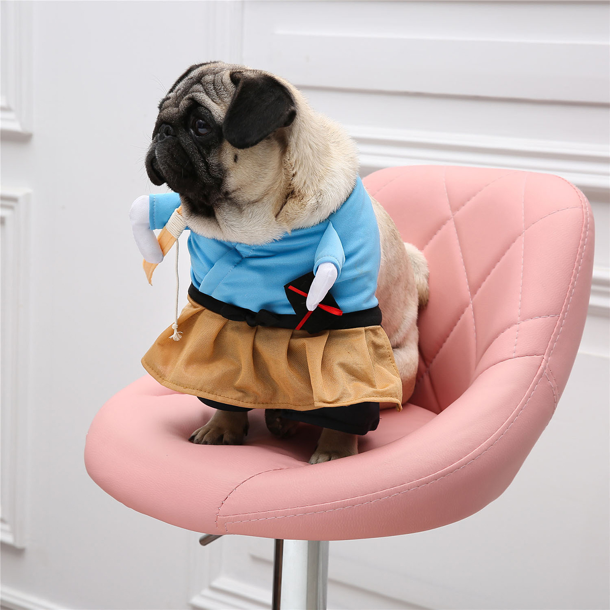Cat-Dog-Tops-Clothes-Costume-Cool-Christmas-Halloween-Costume-Pet-Clothes thumbnail 4