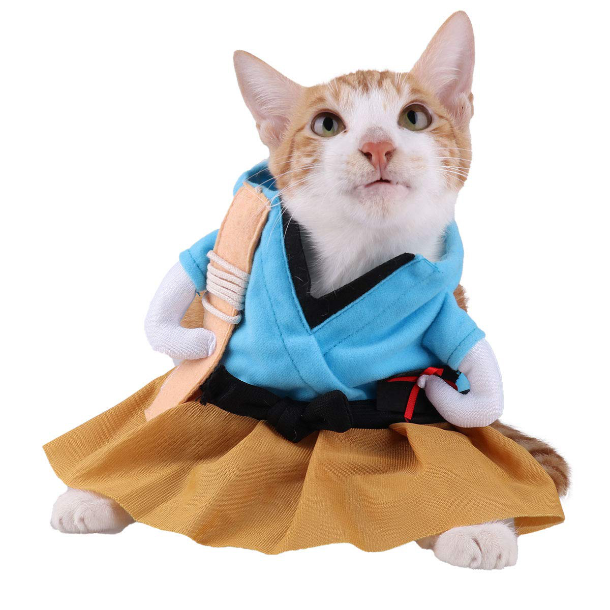 Cat-Dog-Tops-Clothes-Costume-Cool-Christmas-Halloween-Costume-Pet-Clothes thumbnail 6