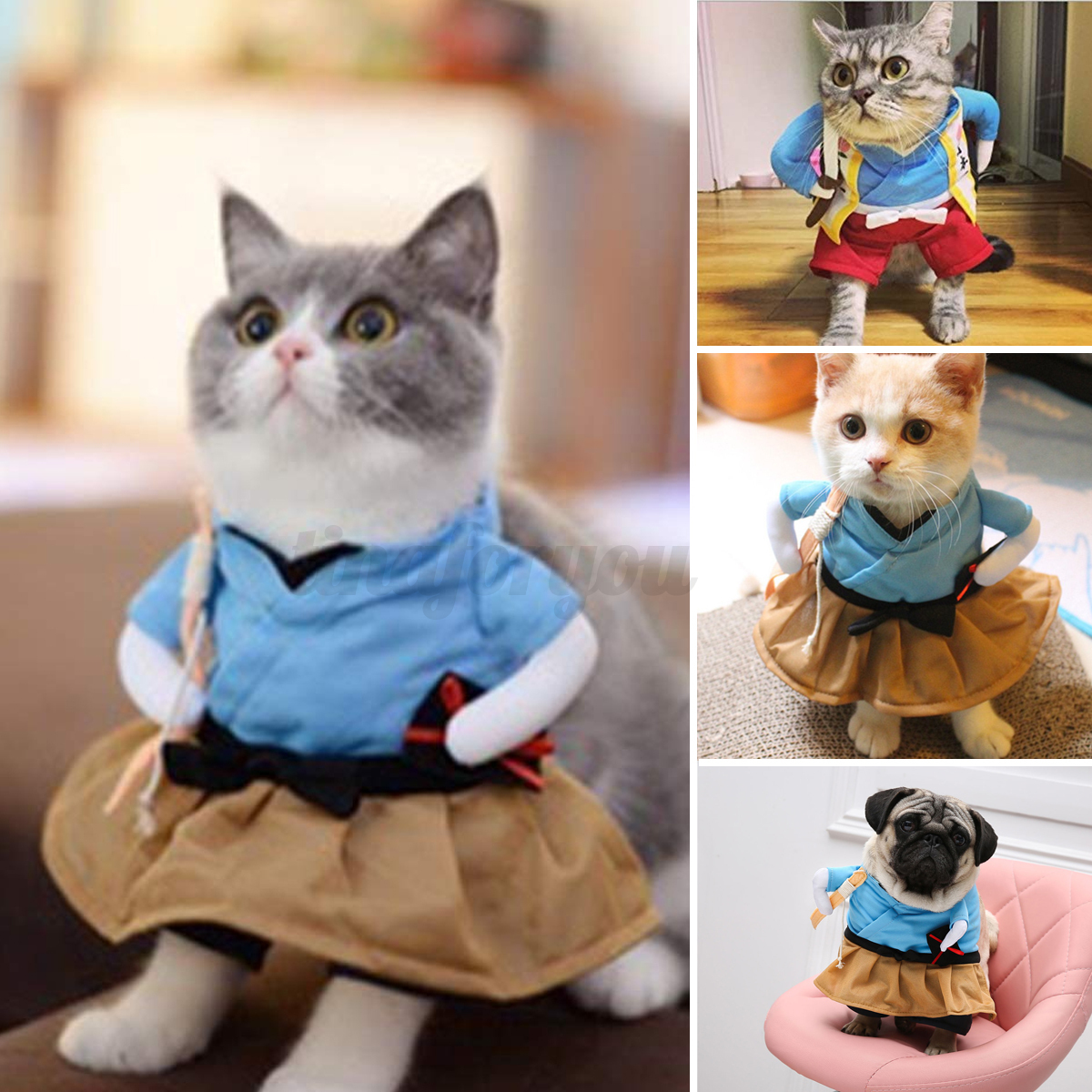 Cat-Dog-Tops-Clothes-Costume-Cool-Christmas-Halloween-Costume-Pet-Clothes