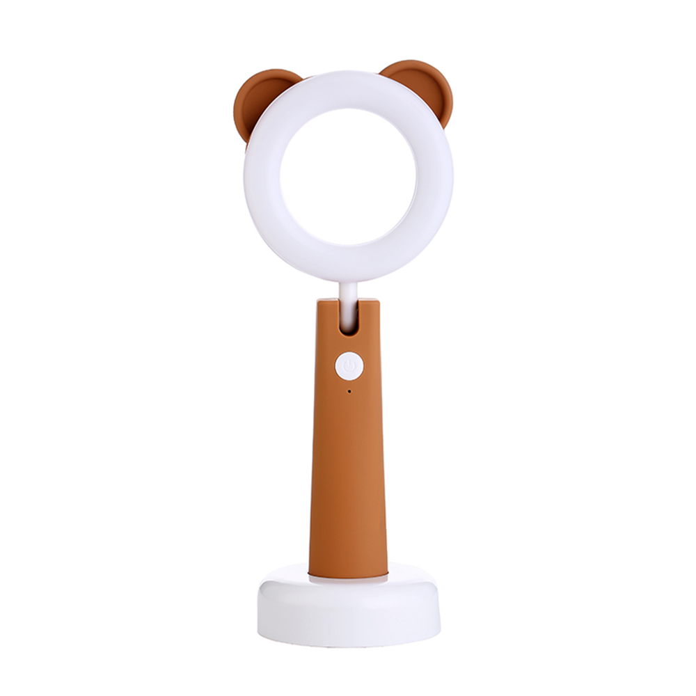 veilleuse lampe de table animal led usb portable pour enfant b b nuit toilette ebay. Black Bedroom Furniture Sets. Home Design Ideas