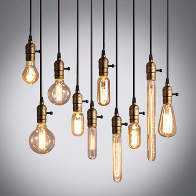 E27-4W-6W-8W-T45-COB-LED-Bombilla-Retro-Vintage-Edison-Filament-Dimmable-Light