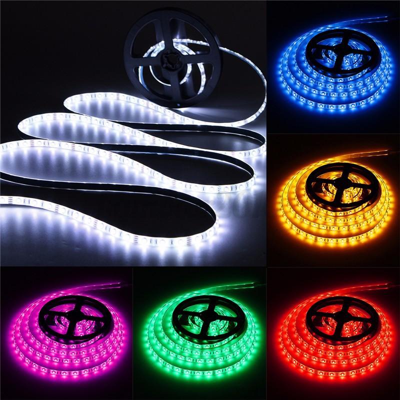 50CM-1M-2M-3M-USB-LED-Strip-3528-SMD-Bande-TV-Background-Lampe-Noel-Deco-Etanche