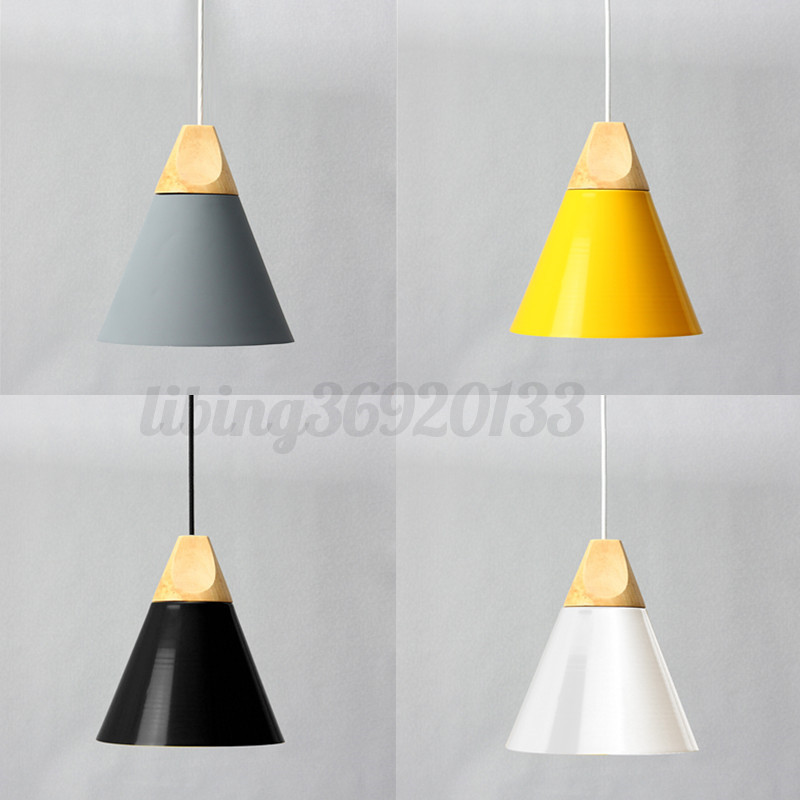 modern design e27 pendelleuchte kronleuchter h ngelampe lampenschirm wohnzimmer ebay. Black Bedroom Furniture Sets. Home Design Ideas