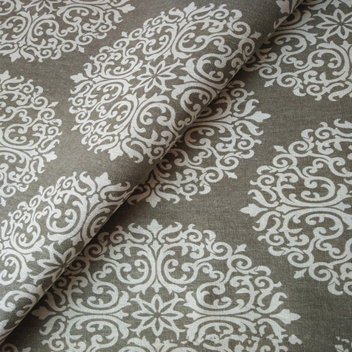 50x150cm cotton linen upholstery fabric printed craft patchwork cloth