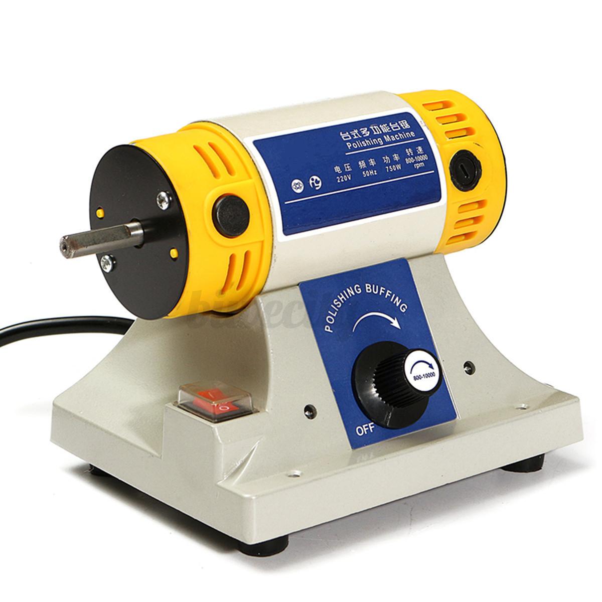 220v Rotary Polishing Machine For Dental Jewelry Motor