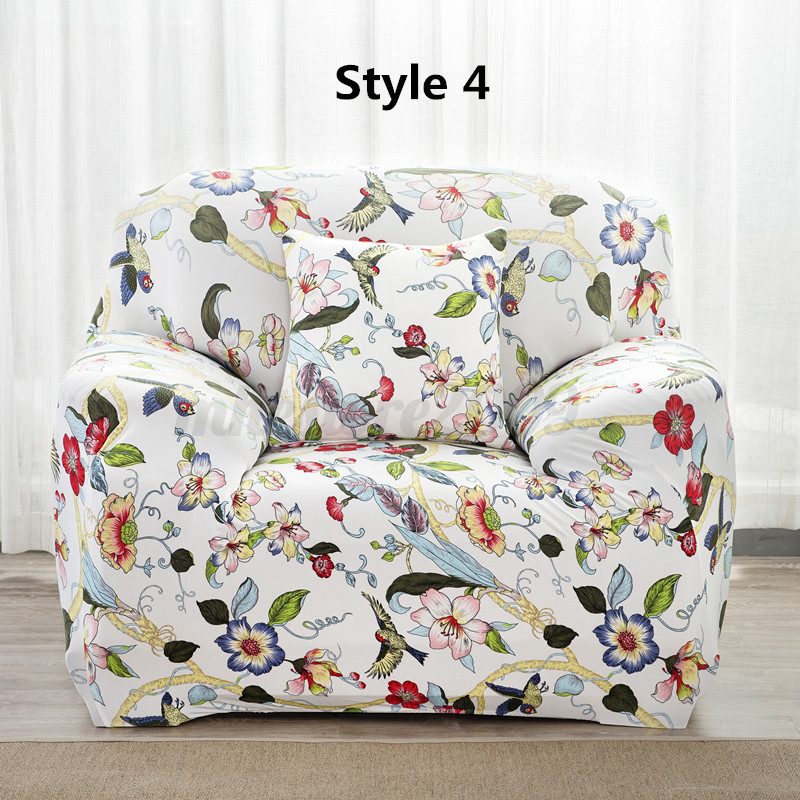 Elastic Sofa Cover 1 2 3 Seat Stretch Slipcover Couch