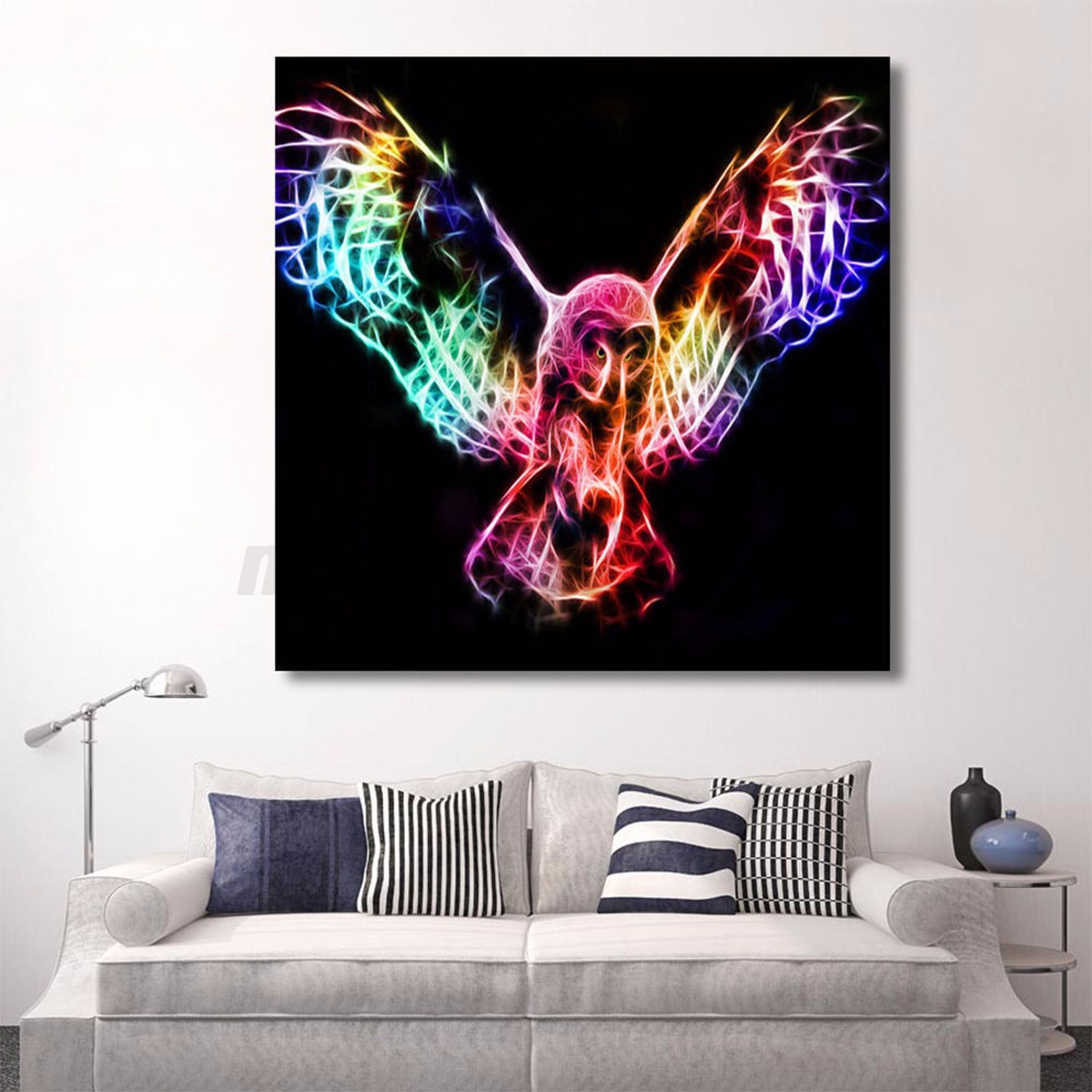 Diy 5d Diamond Painting Animal Embroidery Cross Crafts