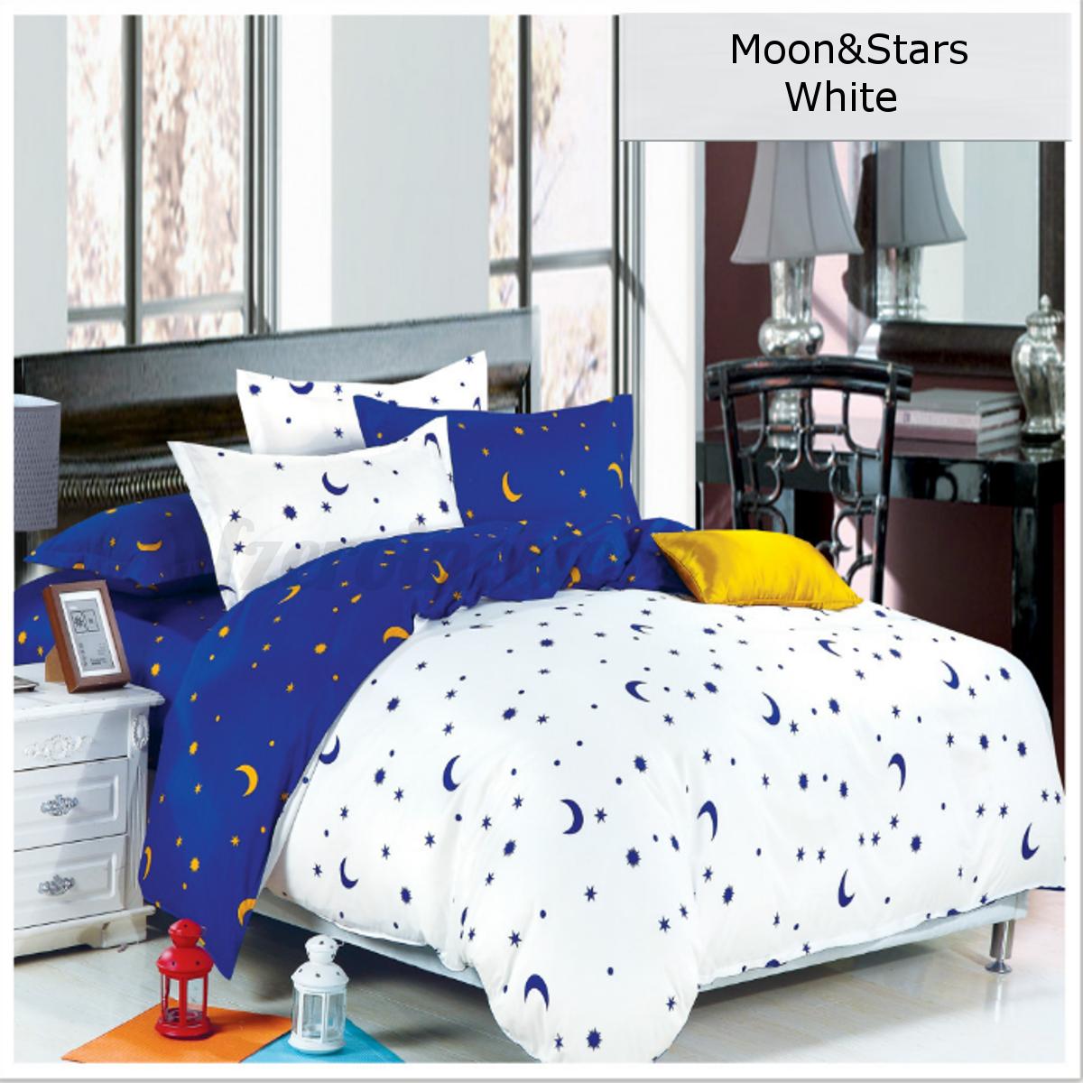 4x bettw sche set bettgarnitur baumwolle renforce bettbezug 200 x 220 cm ebay. Black Bedroom Furniture Sets. Home Design Ideas