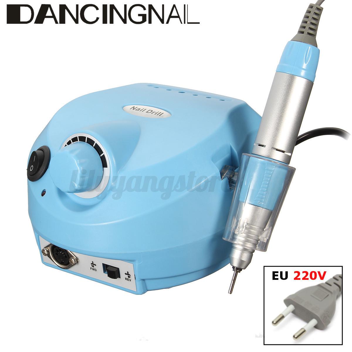 30000RPM Pro Electric Manicure Nail Art Machine Tool