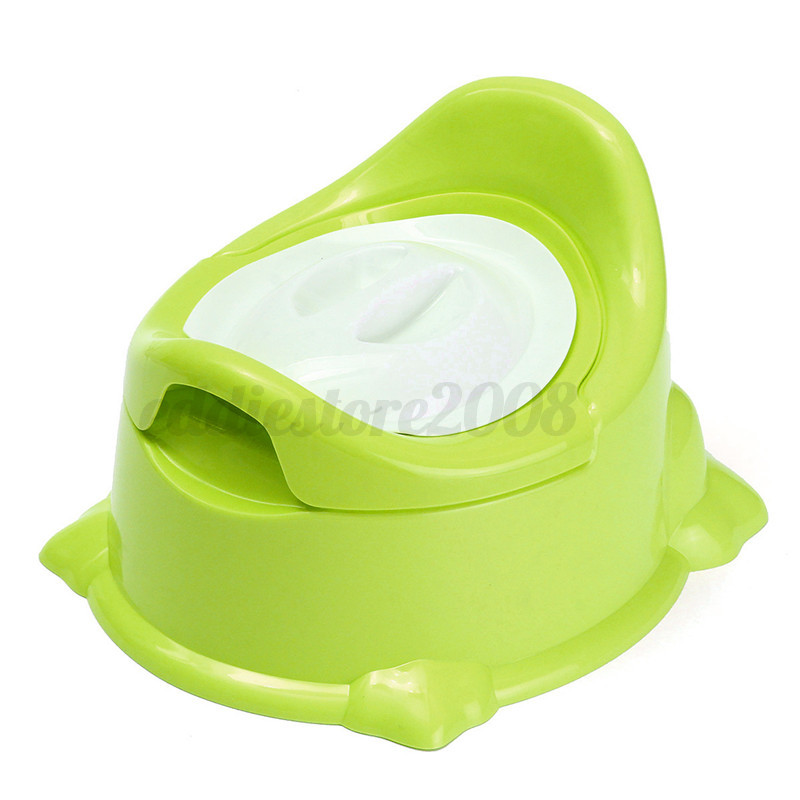 Portable Travel Baby Kid Toddler Potty Training Toilet Seat Chair Safety 4 Color