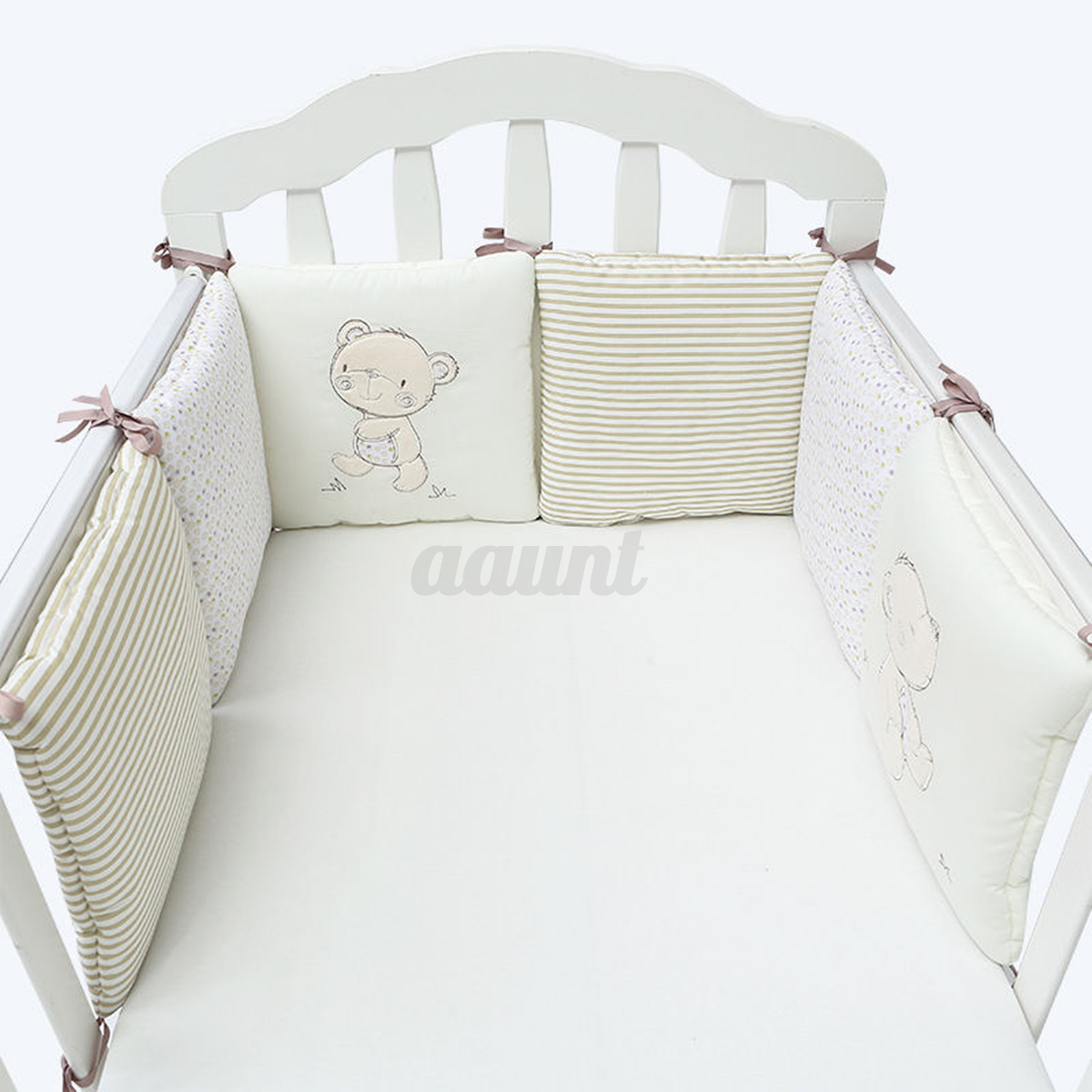quilted cribs pad crib fitted waterproof
