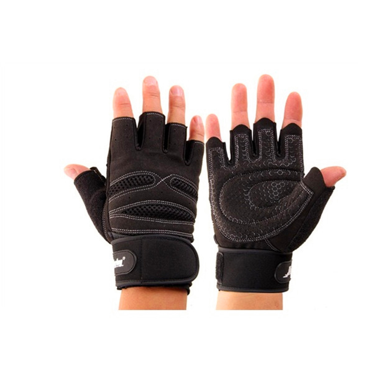 Weight Lifting Gloves Best Workout Fitness Gym Training Bodybuilding