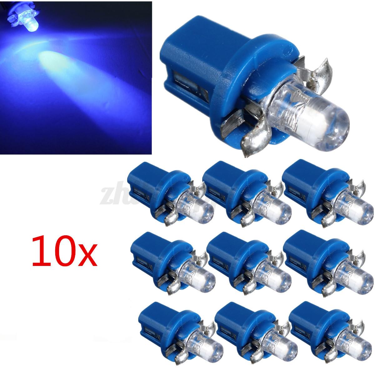 1-5-10pcs-B8-5D-T5-Gauge-LED-Speedo-Wedge-Dashboard-Dash-Interior-Car-Light-Bulb