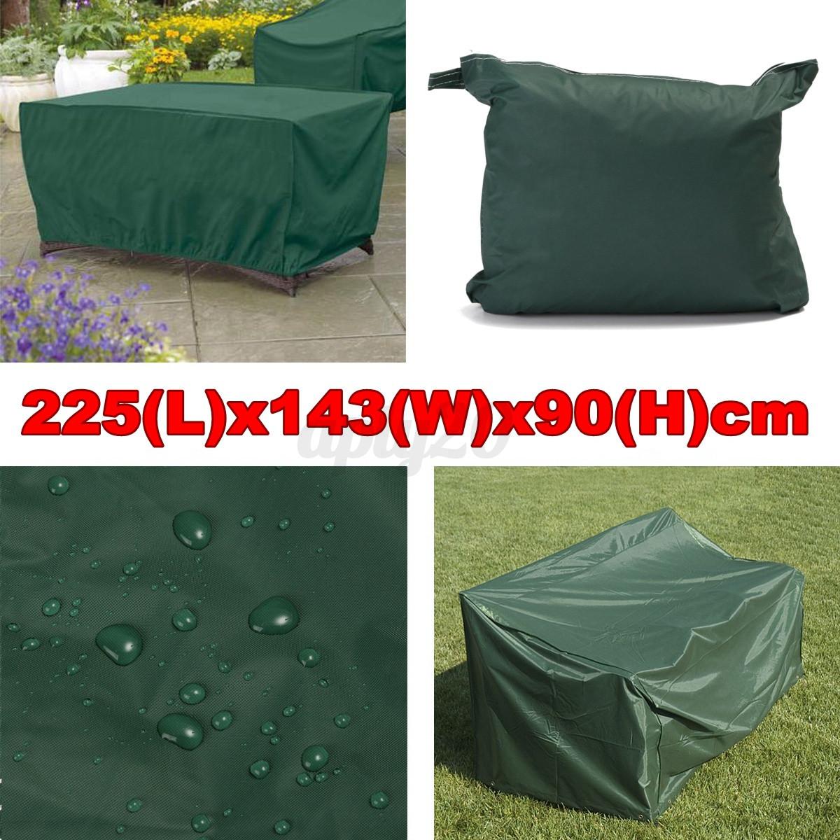 10 tama o funda cubierta impermeable muebles patio jard n - Fundas muebles jardin ...