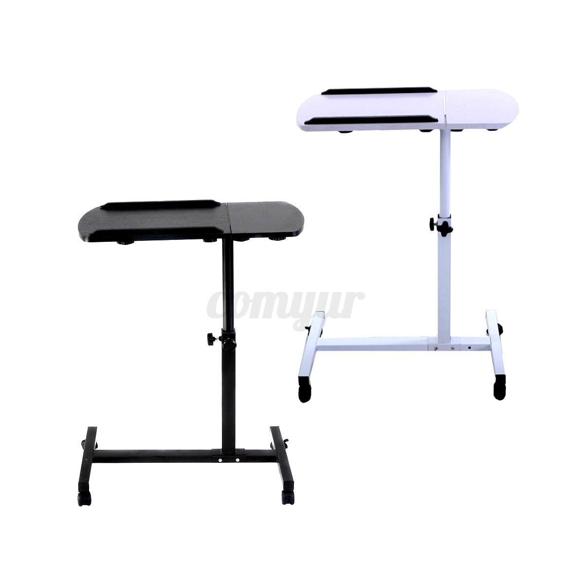 laptoptisch pflegetisch beistelltisch betttisch rolltisch esstisch notebooktisch ebay. Black Bedroom Furniture Sets. Home Design Ideas