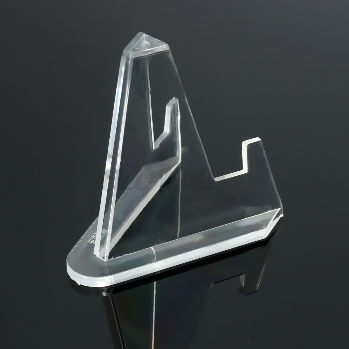 acrylic coin display stand