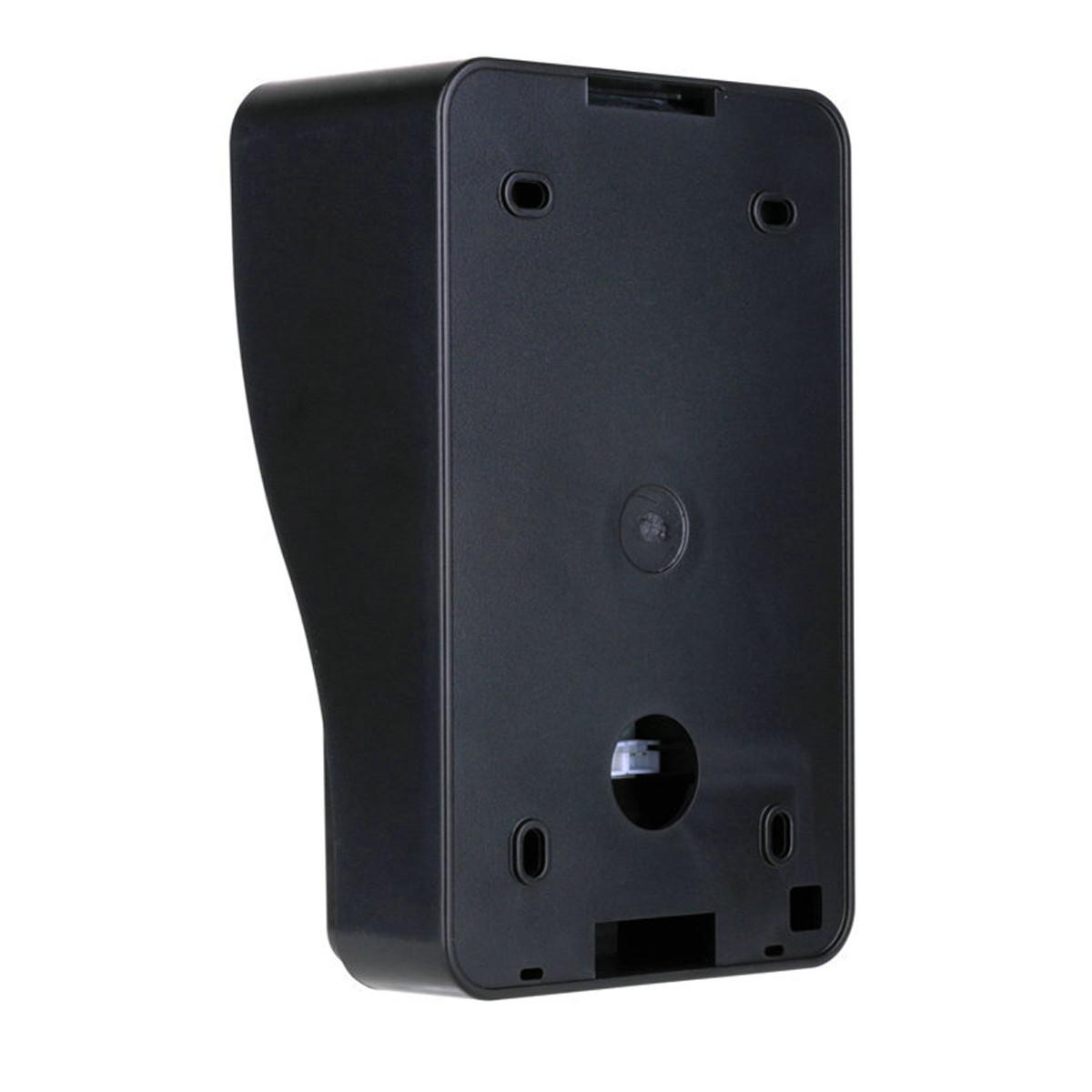 familienhaus video t rsprechanlage wireless mit kamera. Black Bedroom Furniture Sets. Home Design Ideas