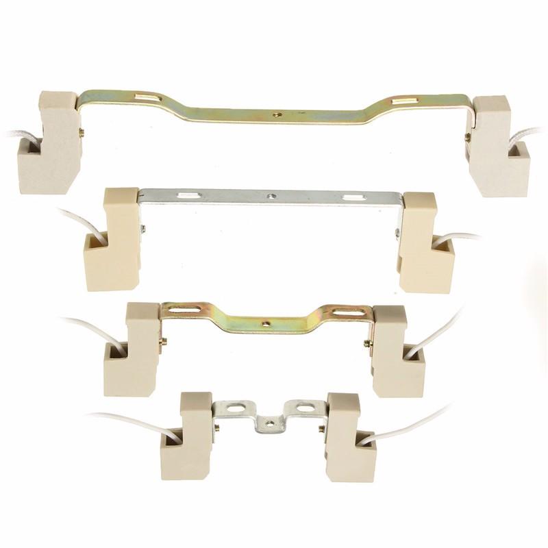 118mm R7S Bulb Socket Lamp Holder Connector Metal Handle For Flood Light HM