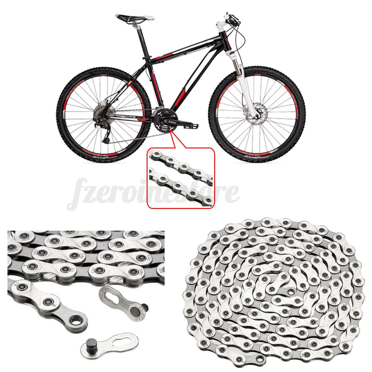 fahrradkette fahrrad kette mtb gangschaltung 9 fach 116. Black Bedroom Furniture Sets. Home Design Ideas