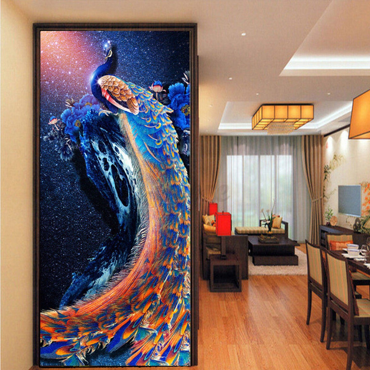 Diy 5d diamond painting embroidery cross crafts stitch for Home decor 5d