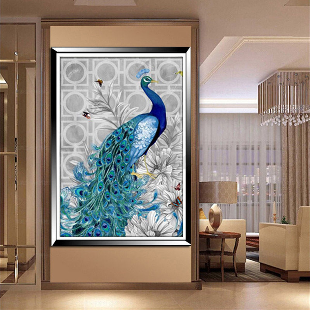 DIY 5D Diamond Painting Embroidery Cross Crafts Stitch