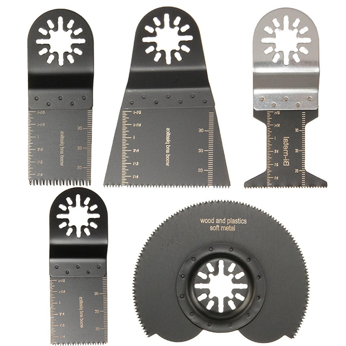 Sägeblätter Werkzeug Klingen für Parkside Workzone Einhell Challen Multi Kits