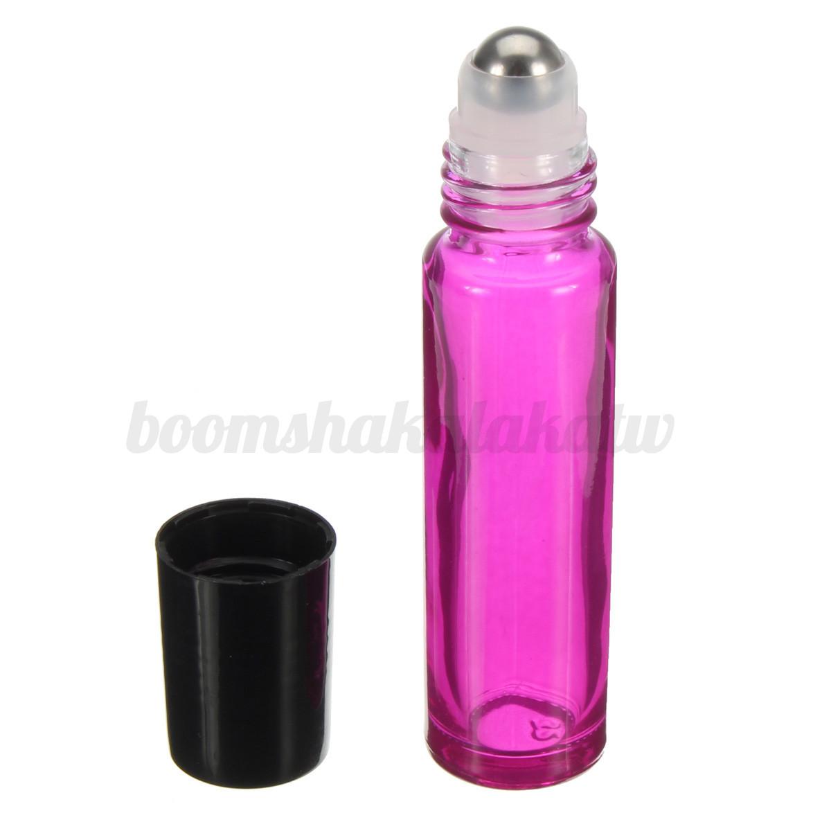 Ml Aromatherapy Glass Roller Bottles Australia