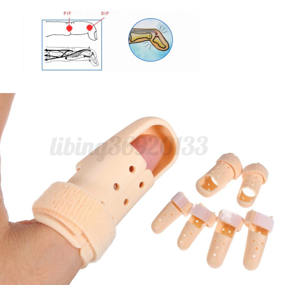 Mallet Finger Schiene Comfort Fingerschienen Fingersplint Splint ...