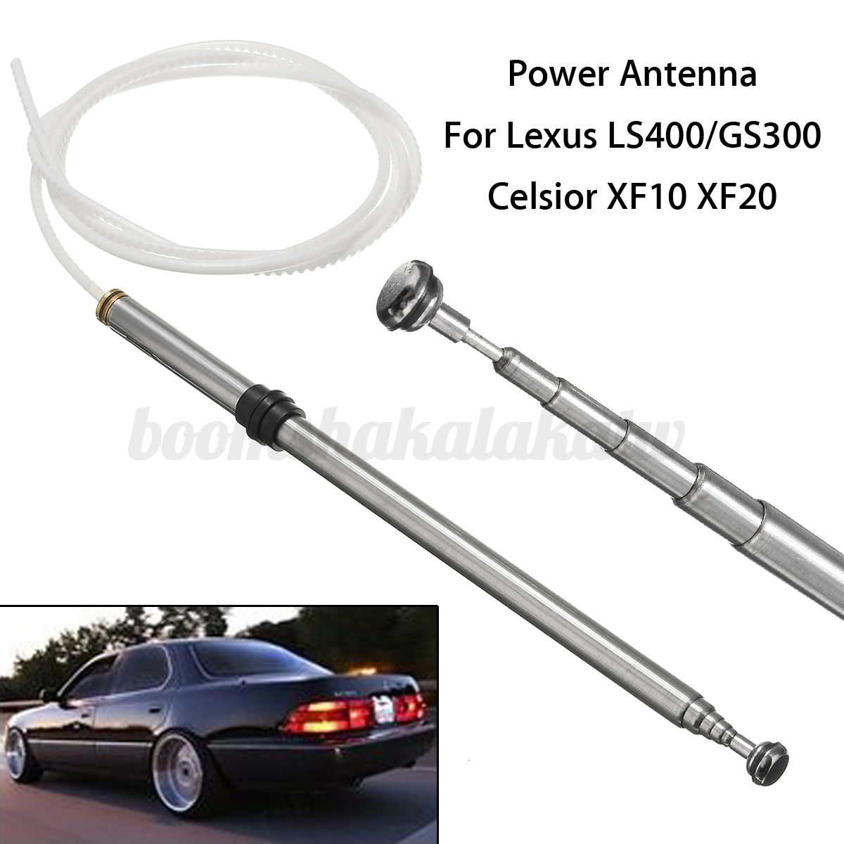 service manual how to replace antenna on a 2004 lotus. Black Bedroom Furniture Sets. Home Design Ideas