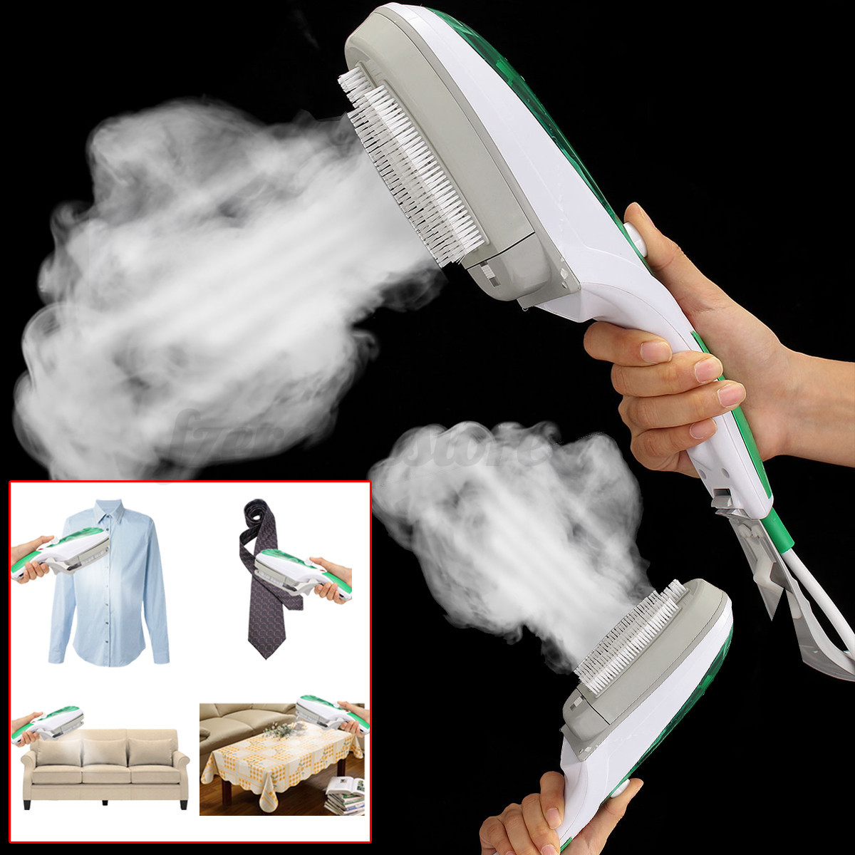 easy home handheld steam cleaner manual