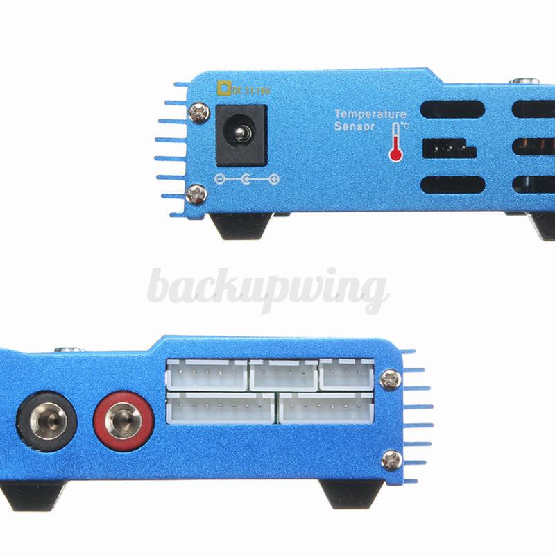 iMAX B6 AC Lipo/NiMH LCD RC Akku Batterie Digitale Balance Charger Ladegerät 80W 3