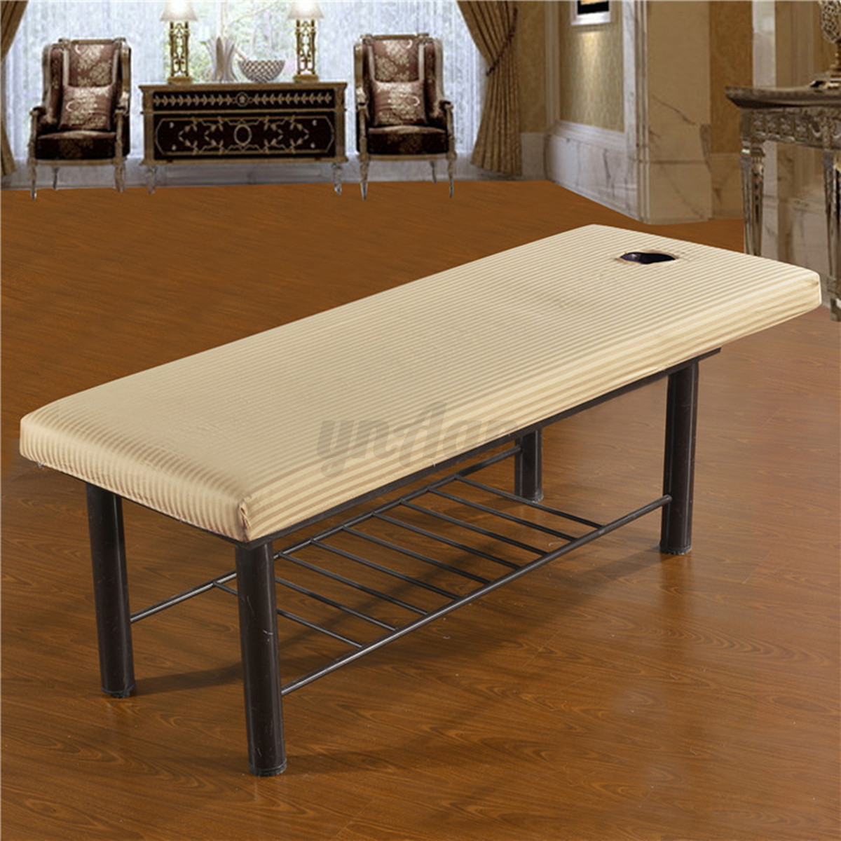 Sorry, bed facial massage sheet spa table think