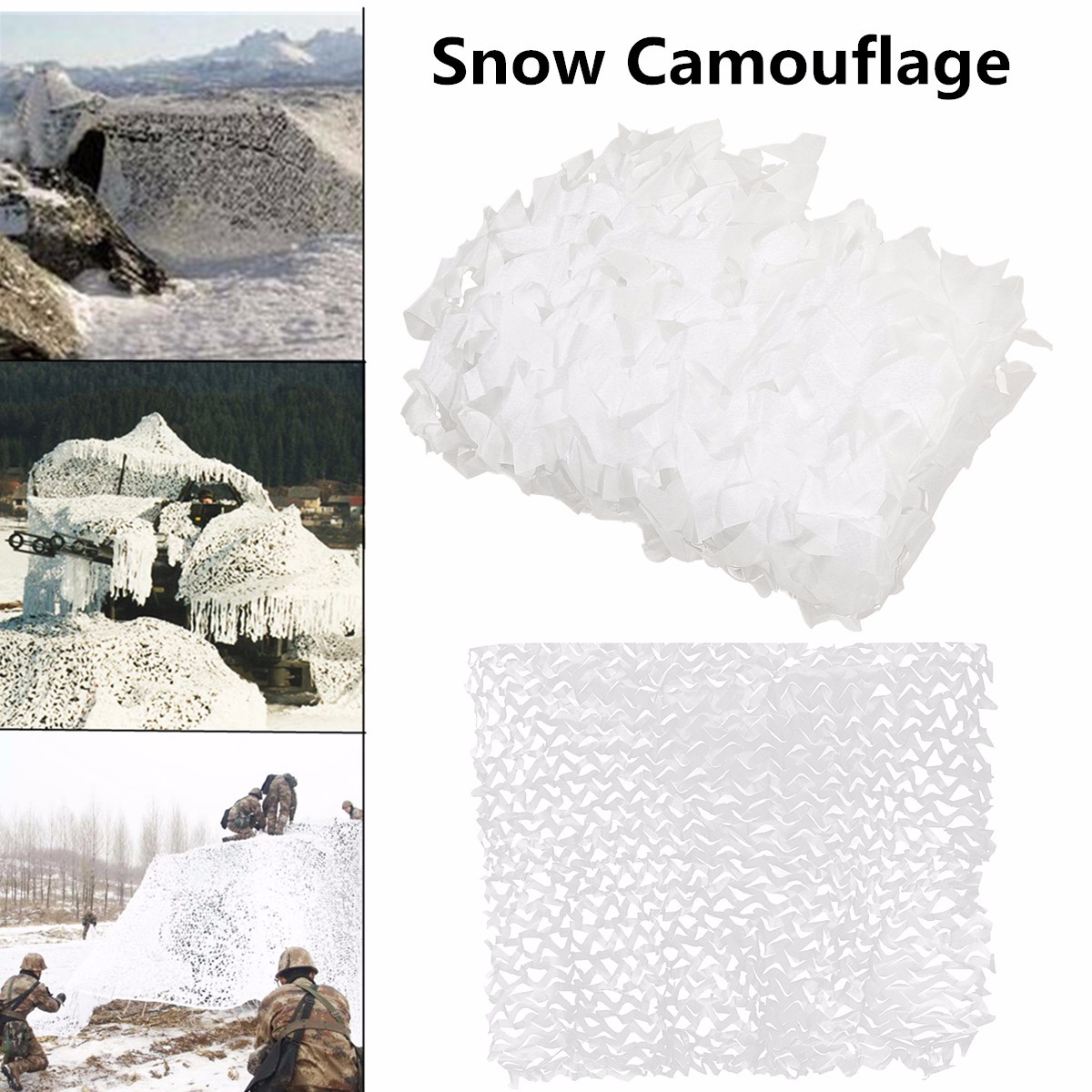 Woodland Leaves Netting Camouflage Camo Army Net Netting Leaves Camping Military Hunting New bdacab