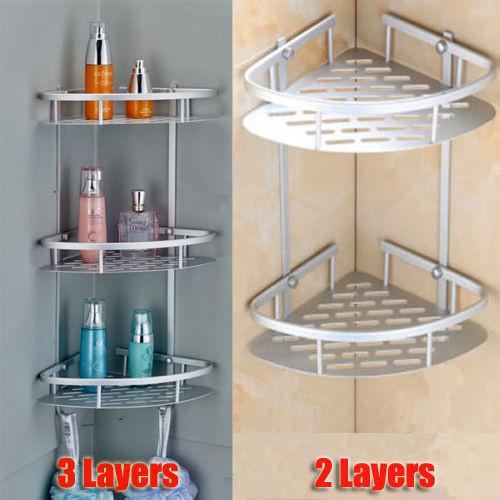 2 3 etag re etage coin douche panier rangement salle de - Organiseur salle de bain ...