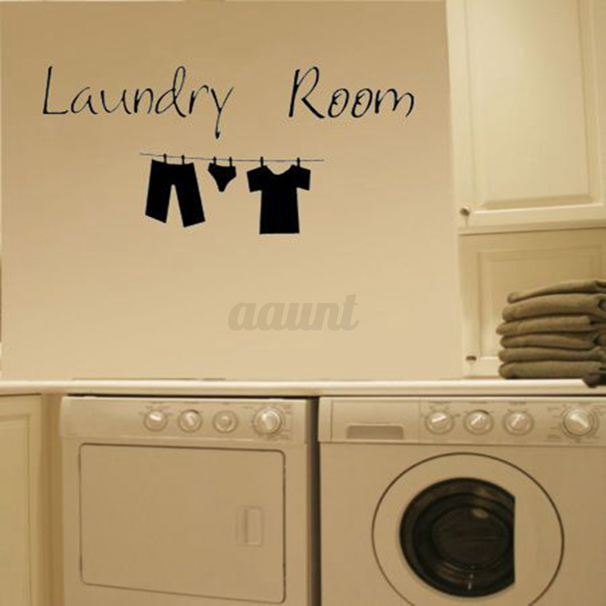 Colorful Laundry Wall Decor Elaboration - The Wall Art Decorations ...