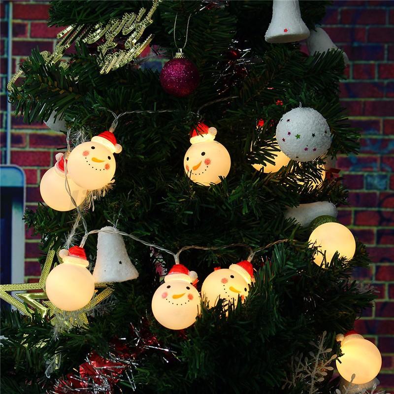 10 led lichterkette weihnachten partylichterkette garten beleuchtung innen au en ebay. Black Bedroom Furniture Sets. Home Design Ideas