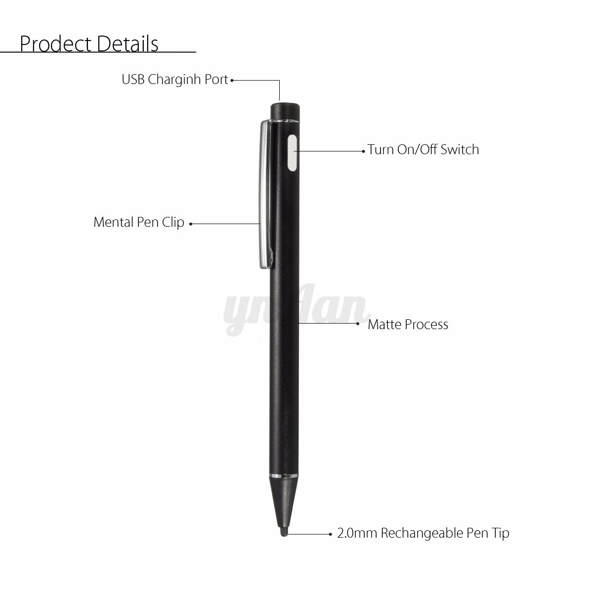 how to make a stylus pen for android
