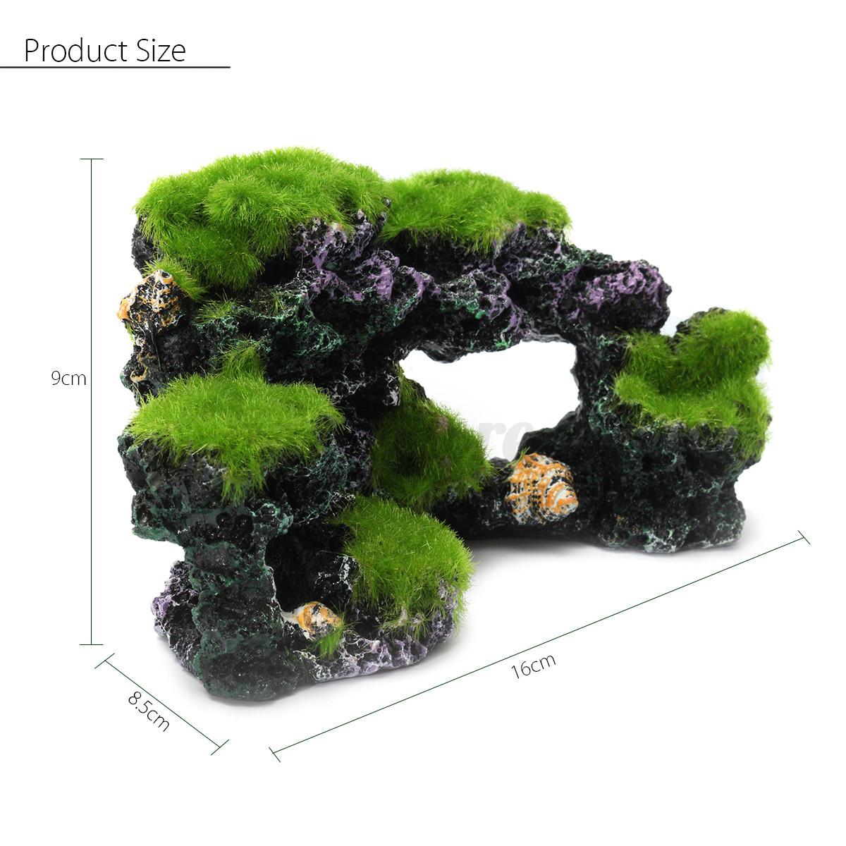 how to make moss rocks