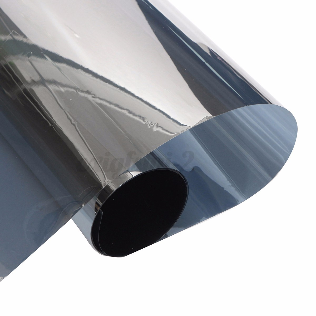 2m x 50cm one way mirror window film silver solar for 2 way mirror window film