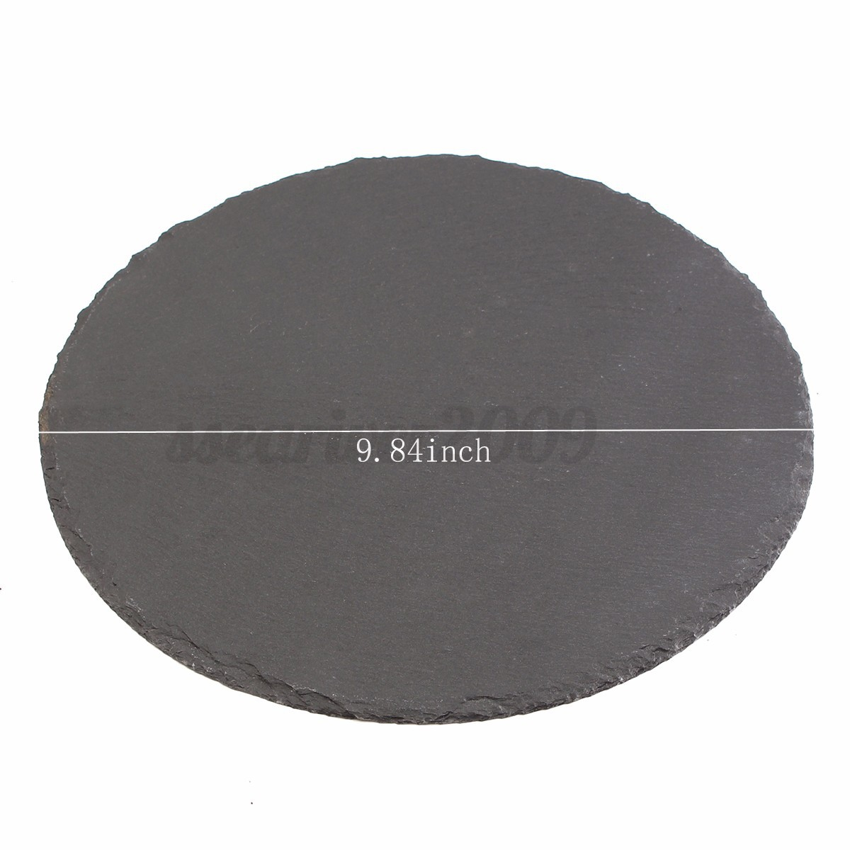 Natural slate stone placemats drink coaster tableware table mat modern decor ebay - Slate drink coasters ...