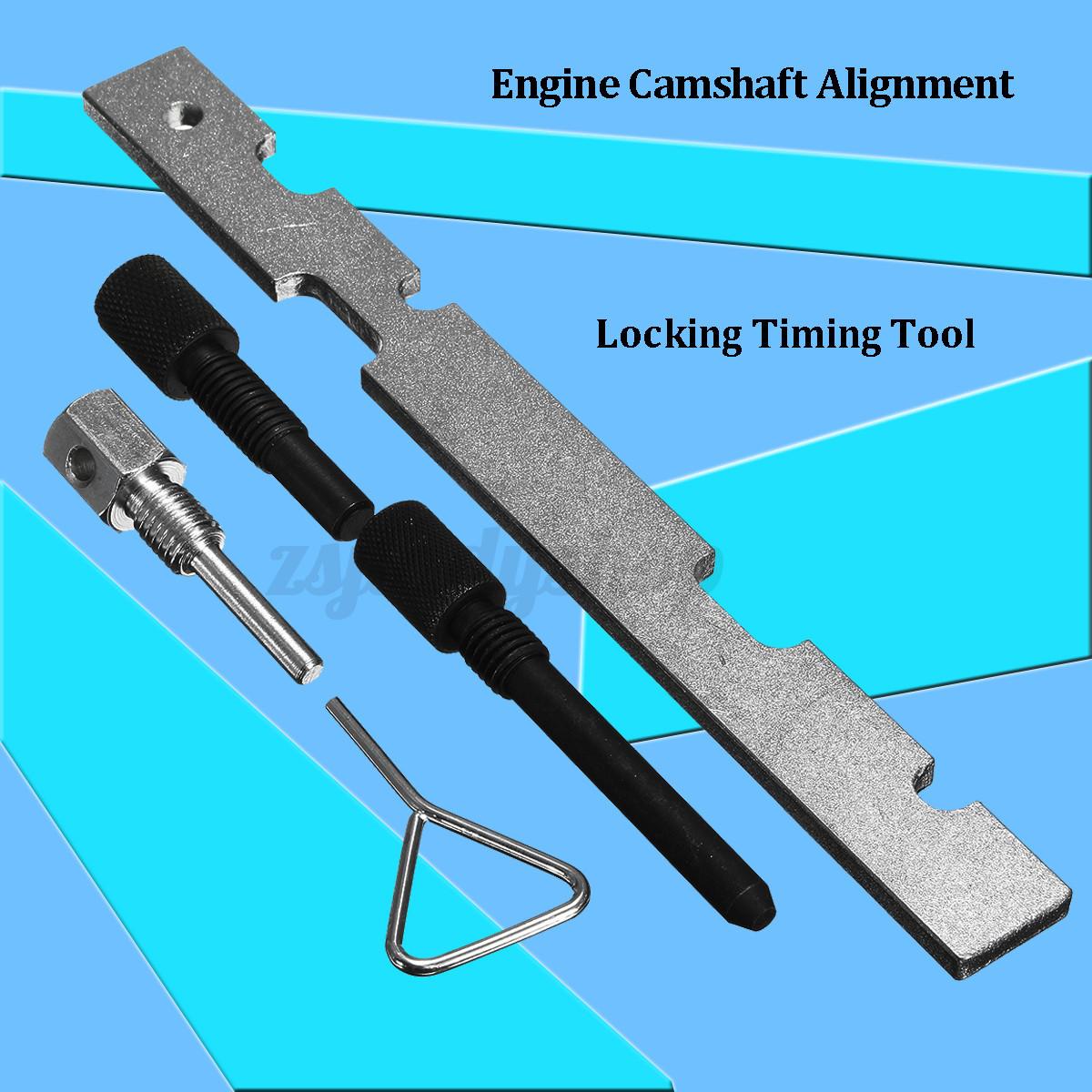 5Pcs Engine Camshaft Cam Lock Locking Timing Alignment